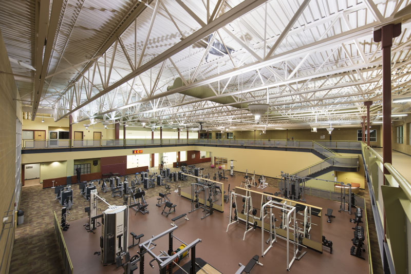 West river gym overview