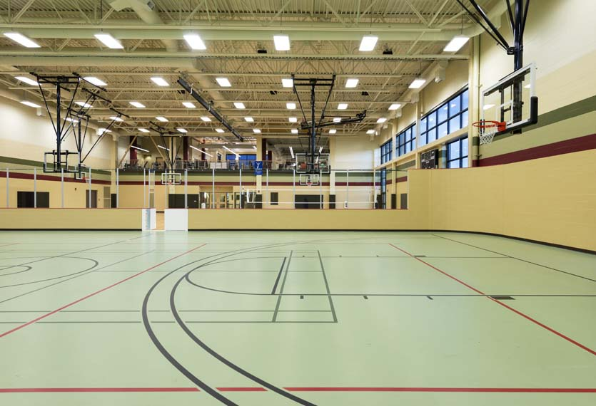 minot basketball gym