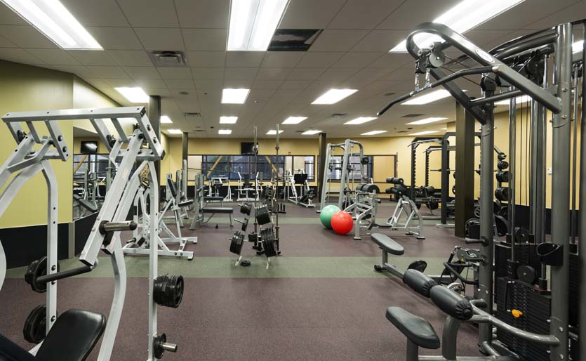 minot exercise gym