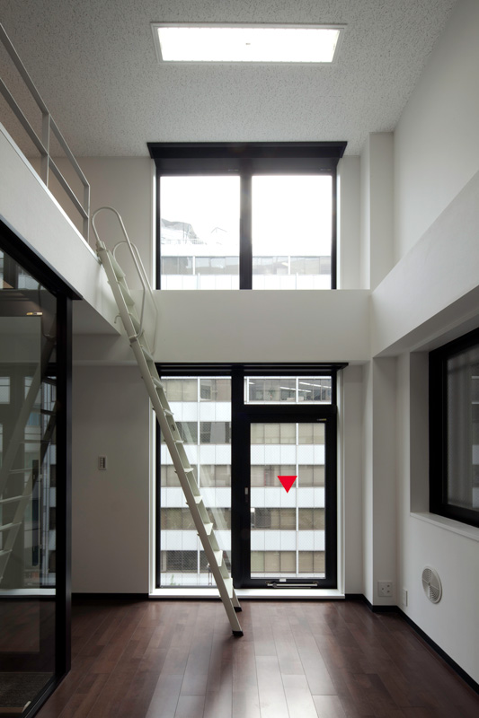Main level loft