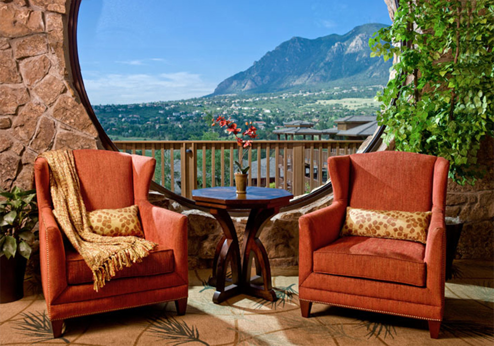 Cheyenne Mountain Resort - OLC on