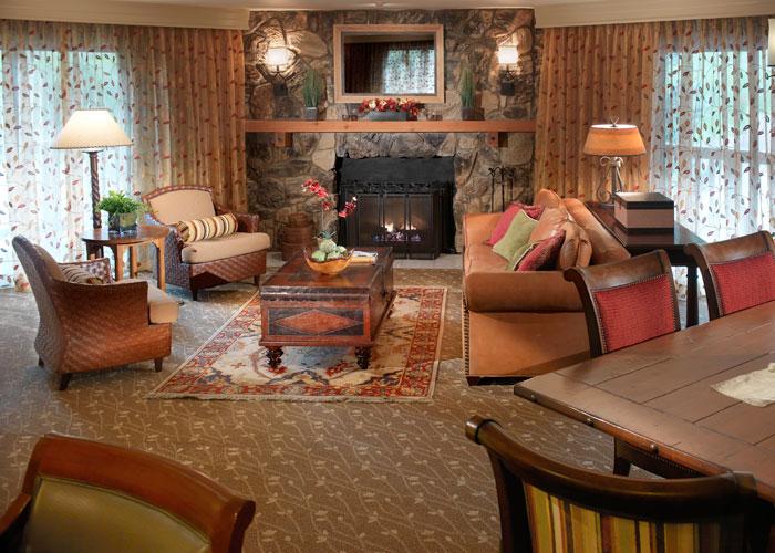 Dove presidential suite