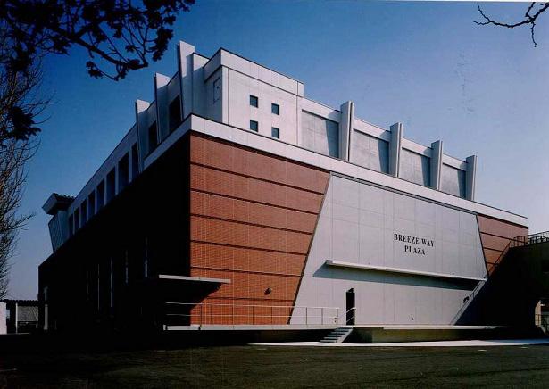 Exterior building