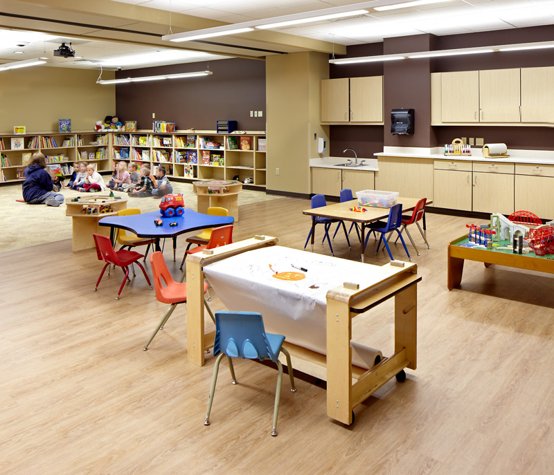 OLC Sweetwater CDC Library Activity Room