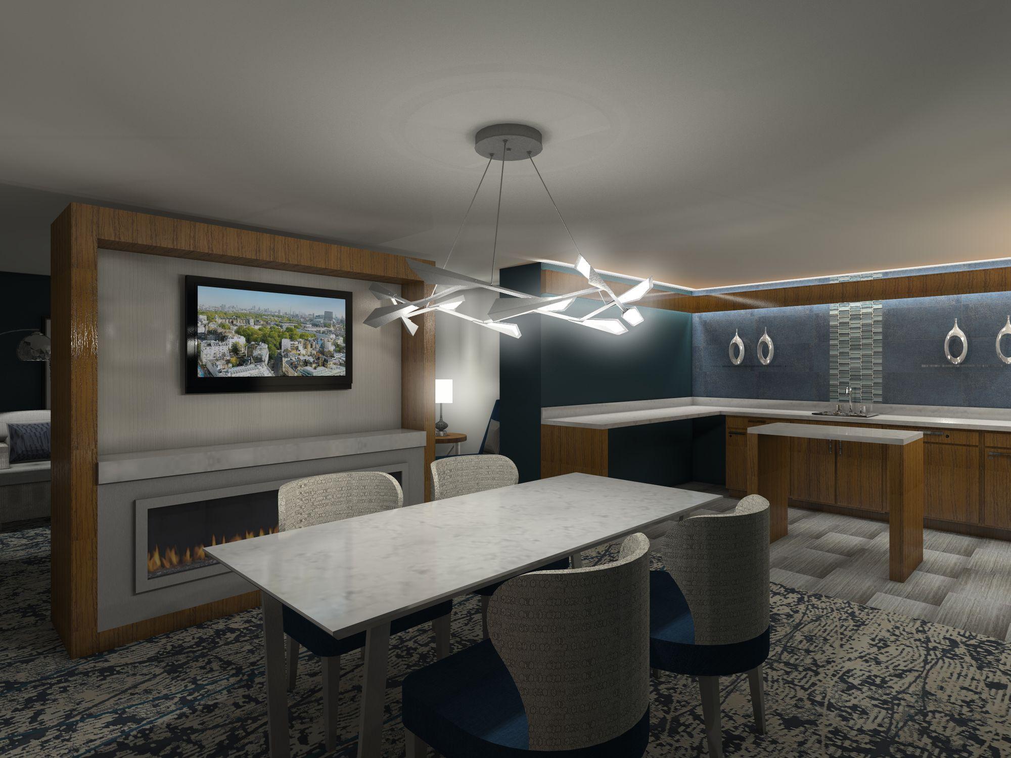 Parlour Suite- View 1