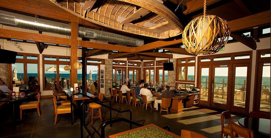 Interior dining rendering