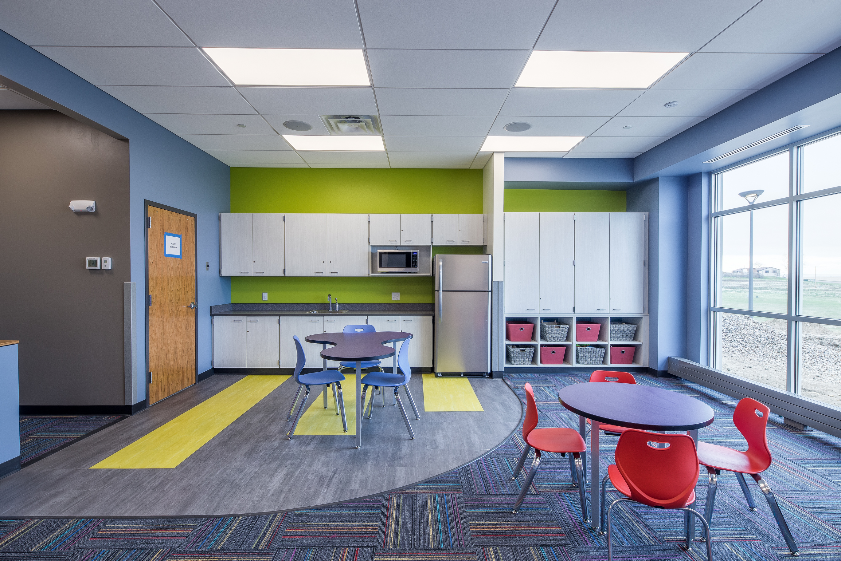 Energy Wellness Center kids area