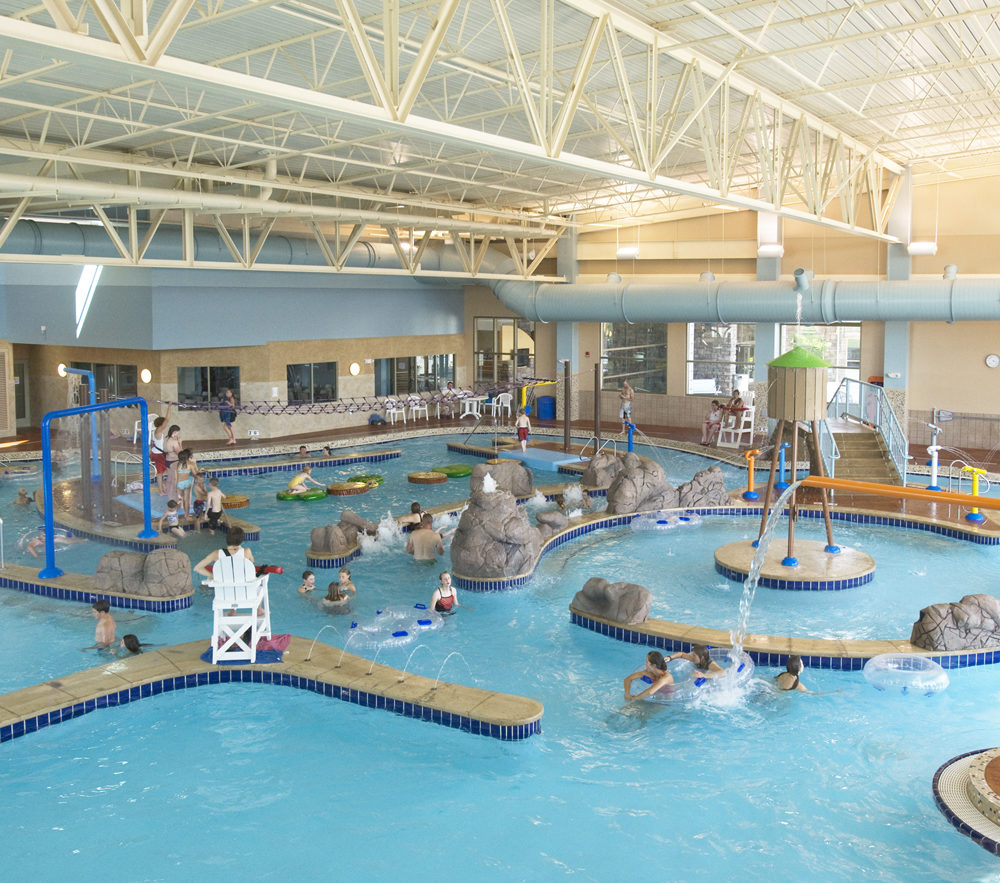 Campbell County Recreation Center Pool