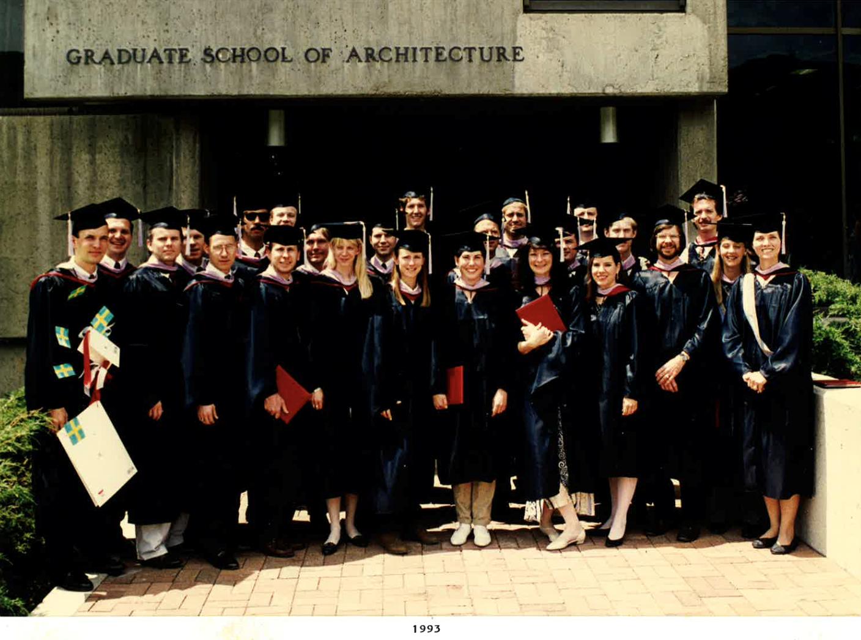 UT Graduate School of Architecture