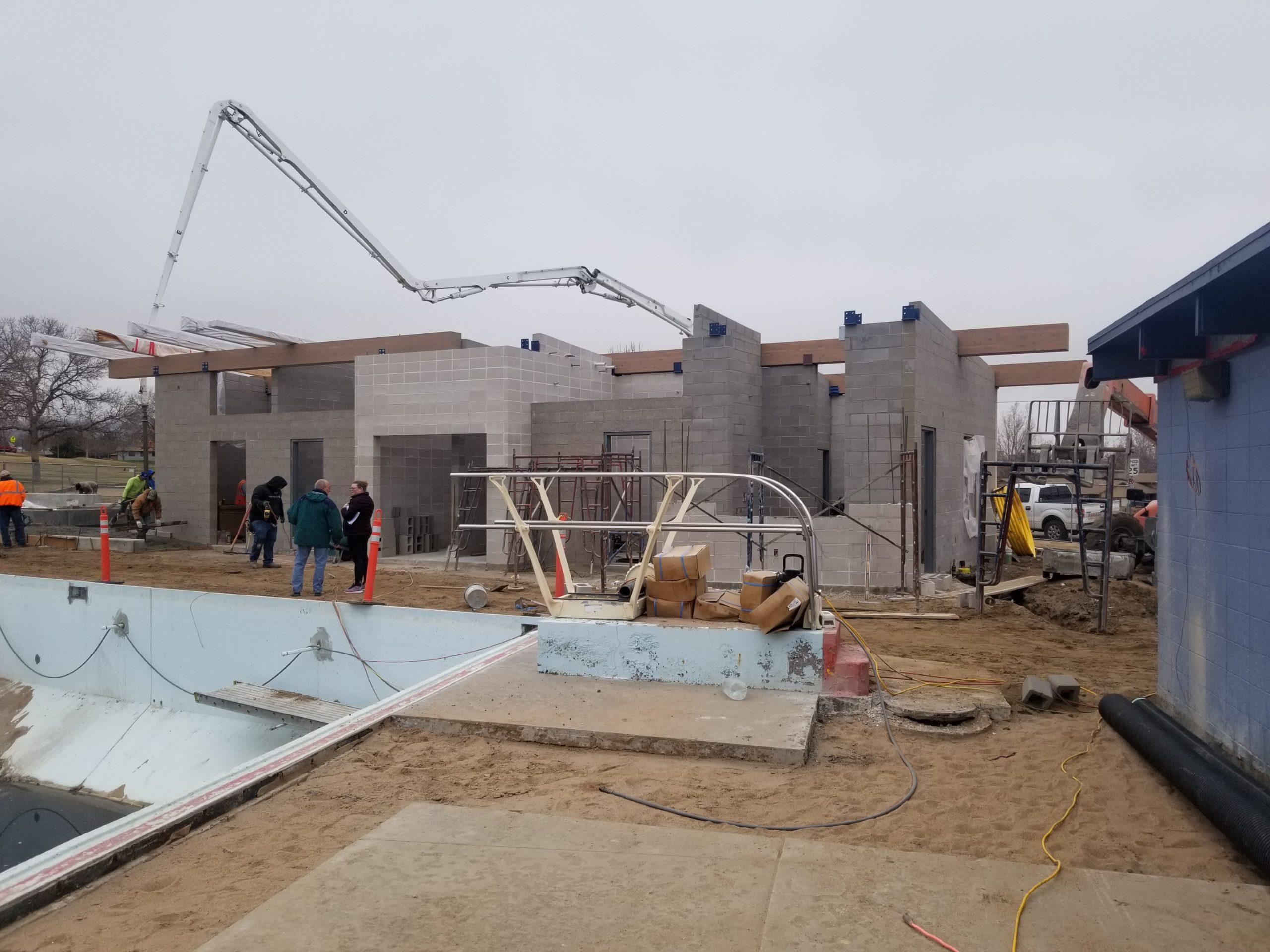 Glennon Heights construction